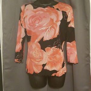 Moa Moa blouse size L
